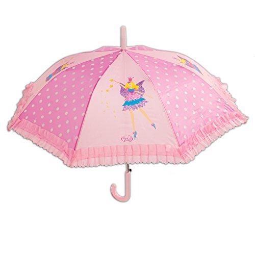 Feen Regenschirm für Kinder - Mädchen Regenschirm - Lucy Locket
