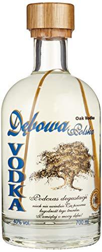 Debowa Polska de Chene Vodka, 1er Pack (1 x 700 ml)