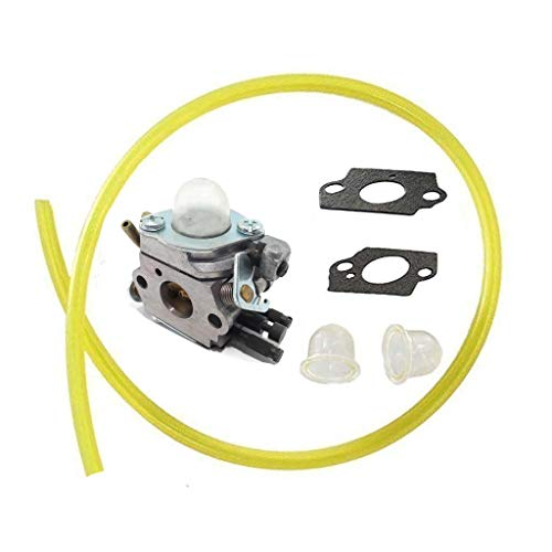 HQparts Carburetor Carb for ZAMA C1U-K43 C1U-K43A C1U-K43B Echo PB-2155 Leaf Debris Blower ES-2100 Shredder