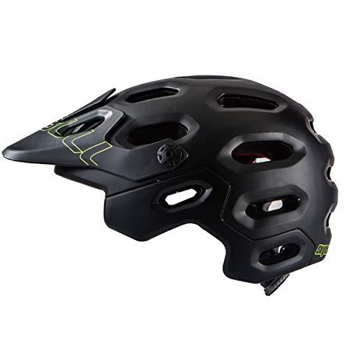 Adult Helmets Mountainbike Radhelm, Sicherheitsverstellbarer Sportradhelm,Atmungsaktiver BMX Cap, Leichtes Fahrradhelm, Für Mountain Road Fahrradhelm für Männer Frauen