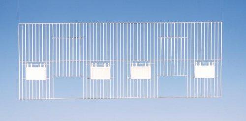 Nobby Vorsatzgitter AF 80 x 30 cm