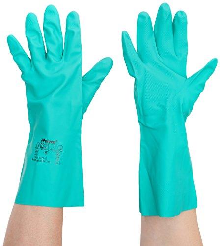 Polyco 926 Nitri Tech III Paire de gants résistants aux produits chimiques Vert Taille 9/L