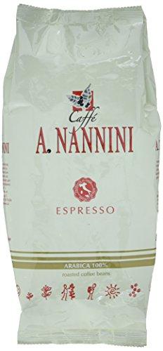 Pasticcerie Nannini Caffè A. Arabica Mischung - Kaffeebohnen, 1er Pack (1 x 1 kg)