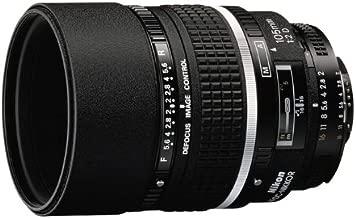 Nikon AF FX DC-NIKKOR 105mm f/2D Telephoto Lens with Auto Focus for Nikon DSLR Cameras