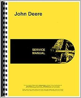 New for John Deere 120 Lawn & Garden Tractor Service Manual