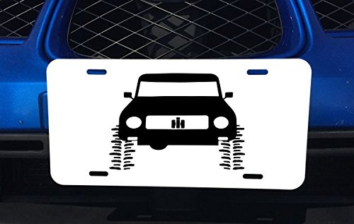 4x4 Offroad Off Road Vehicle Aluminum depot Car for Limited price sale License Plate Truc