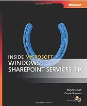 inside microsoft windows sharepoint services 3.0