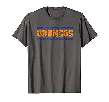 Hipster Broncos - Broncos Nation T s T-Shirt