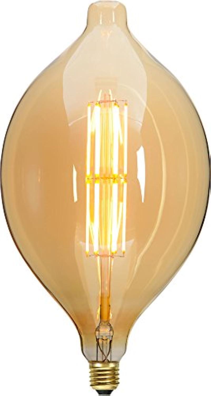 Star LED-Leuchtmittel Plastik E27, 10 W, amber 18 x 33.4 x 18 cm