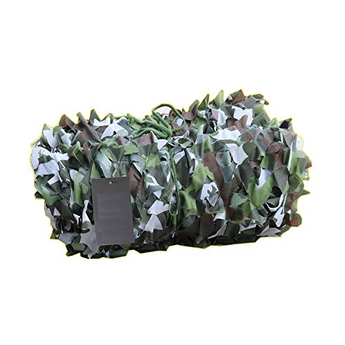 Best Bargain YongFeng Camouflage Net Anti-Satellite Aerial Photography Jungle Color Sunscreen Edging...