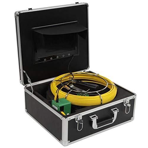 下水道検査カメラパイプ検査カメラ検査内視鏡高解像度パイプ検査(US standard 110V)