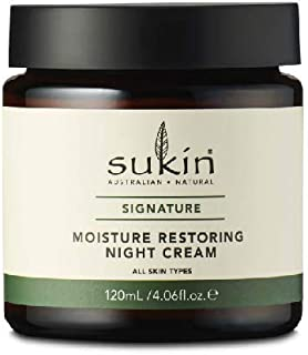 Sukin Moisture Restoring Night Cream, 120ml