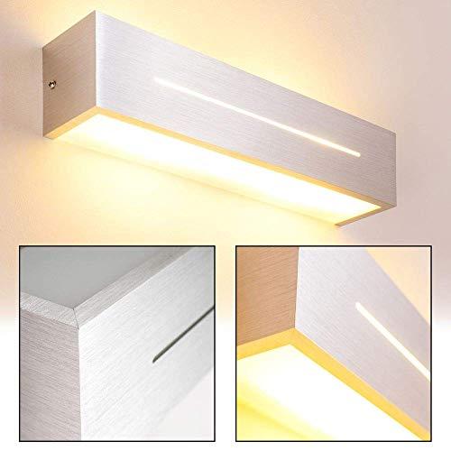 Wandspot Olbia - Wandlamp met sleufmaat M - Wandspot met G9 stopcontacten 28 Watt - Wandlamp woonkamer geschikt voor LED