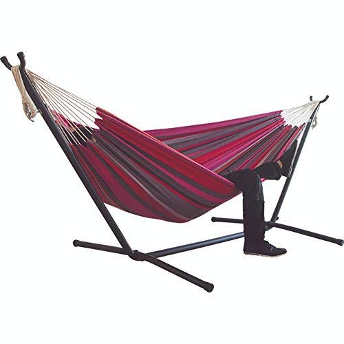 Home Living Hamac Toile Portable Travel Swing Lazy Hamac Chair Hangs...