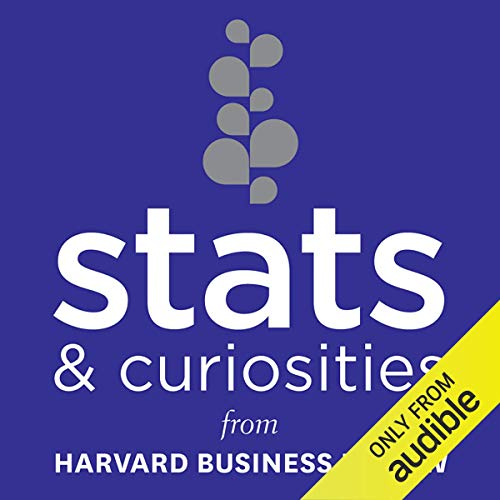 Stats and Curiosities audiobook cover art