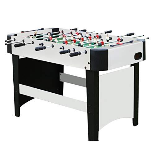 Tischkicker Outdoor-Fitness Spieltisch Standard 8-Tischfußballmaschine Für Erwachsene Spielzeug Großer Tisch Für Innen Geschenke Einkaufszentren Spielkonsolen Für Erwachsene Fun-Sportarten