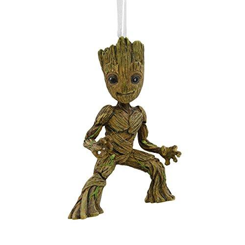 Hallmark Marvel Guardians of The Galaxy Baby Groot Christmas Ornaments