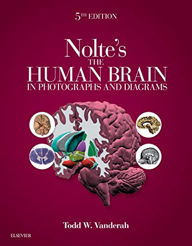 Nolte\'s The Human Brain in Photographs and Diagrams E-Book: With STUDENT CONSULT Online Access (English Edition)