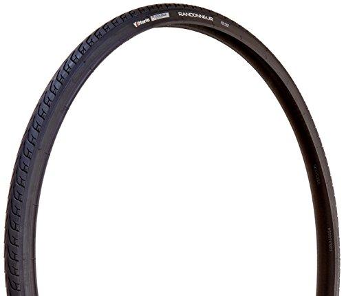 Vittoria 37-622 Randonneur II Trekking-Reifen, schwarz, (700cm Radgröße x 25/40)