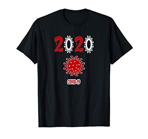 19-COVID T-Shirt 2020 Maglietta