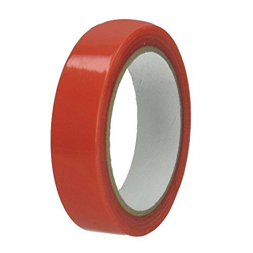 Efco Spezial Collants Double Bande, Rouge, 24 mm x 10 m