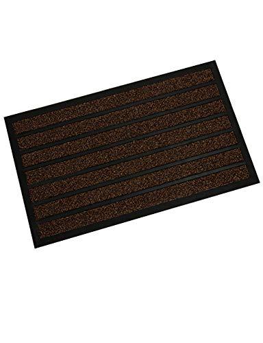 TUTOU Voor het interieur deurmat, clean-off mat deurmat deurmat ruitenwissers 45 X 75 Cm Antraciet MDACQ002
