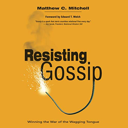Resisting Gossip audiobook cover art