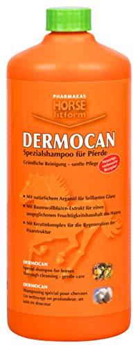 Pharmaka   32526 Dermocan-Pferdeshampoo 1 l