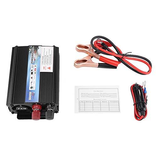 Solarpanel Wechselrichter 12 V Konverter 220V / 100V 500W mit für den Haushalt(12 V ~ 110 V)
