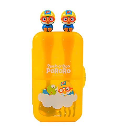 Real Figure Pororo Standing Pororo Miniature Figure Toy