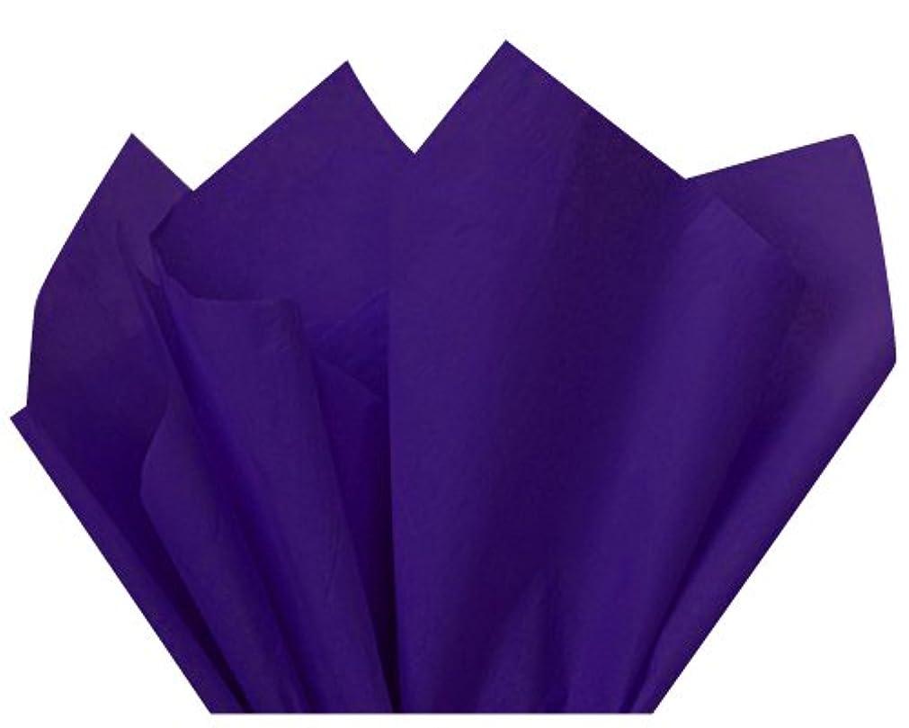 Purple Tissue Paper 15