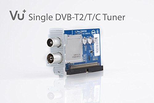 VU+® Hybrid - DVB-C/T/T2-tuner UNO / Ultimo / Duo2