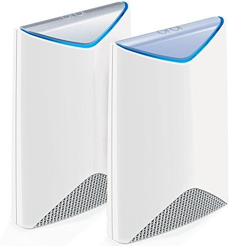 NETGEAR Orbi Pro AC3000 Business Mesh WiFi System, 2-Pack, Wireless Access Point (SRK60) (Renewed)