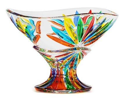 murano glass bowl luxury gifts for lesbian brides