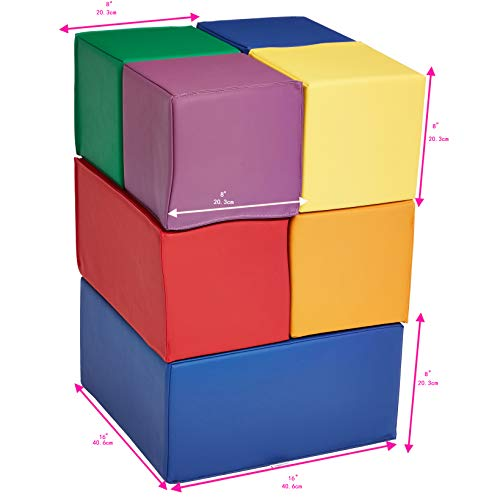 AmazonBasics Soft Play Blocks