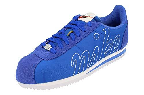 Nike Wmns Classic Cortez 3, Zapatillas de Atletismo Mujer, Multicolor (Hyper Royal/Hyper Royal/White 400), 40.5 EU