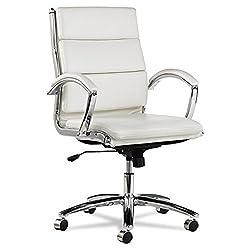Alera Neratoli Mid-Back Swivel/Tilt Chair