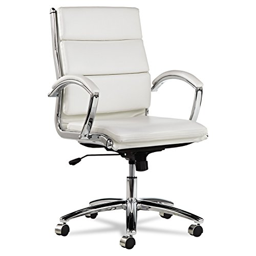 Our #4 Pick is the Alera Neratoli Mid-Back Swivel Chair