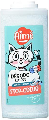 Aimé 833061 Desodorante para Arena para Gatos - 700ml