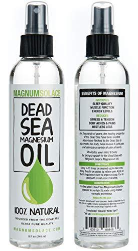Olio Di Magnesio Al 100% E Minerali Naturali E Puri Del...