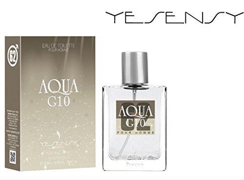 Eau De Toilette Générique Aqua G10 De Yesensy Pour Homme 100 ml