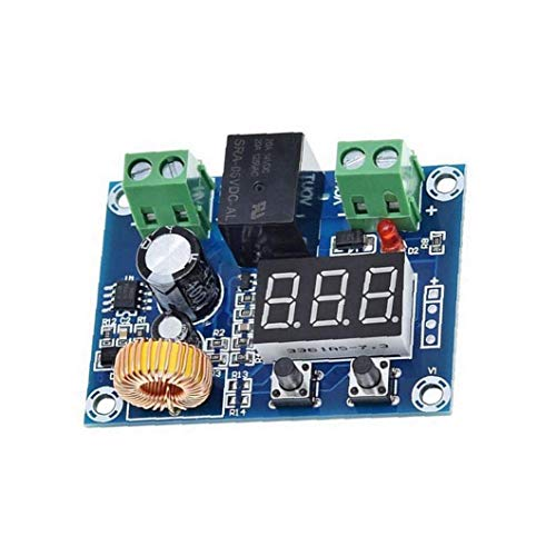 NaiCasy Voltage Protection Module DC 12V-36V XH-M609 Unterspannungs- Disconnect Low Power Laden Entladen Vorstand