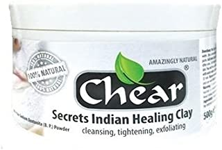 Chear Secrets 100% Pure Sodium Bentonite Powder Indian Healing Clay 500g Aztec