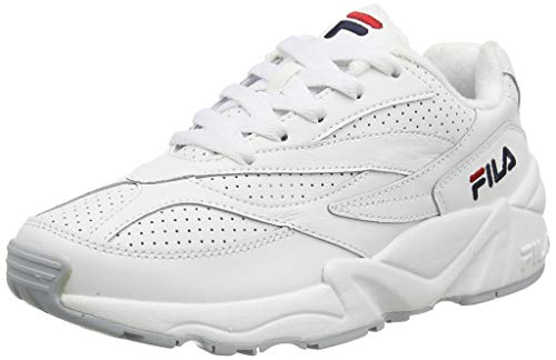 Fila V94M, Zapatillas, Blanco (White), 36 EU