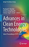 Advances in Clean Energy Technologies: Select Proceedings of ICET 2020 (Springer Proceedings in Energy)