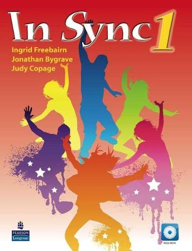 In Sync 1 Student Book + CD-Rom