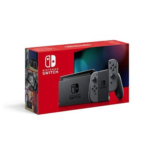 Nintendo Switch - Grigio - Switch [ed. 2019], Schermo da 6,2 pollici