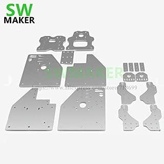 Zamtac Openbuilds OX CNC Router Machine Parts Accessory FL3D OX CNC Plates kit/Set DIY 3D Printer Parts