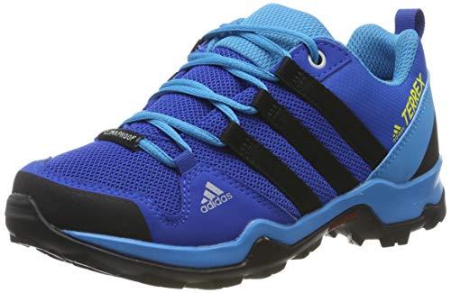 Adidas Terrex Ax2R CP K, Zapatillas de Deporte Unisex Niños, Azul, 30 EU