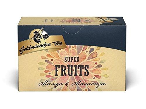 Goldmännchen Super Fruits mit Mango, Goji, Maracuja, Aronia 45g